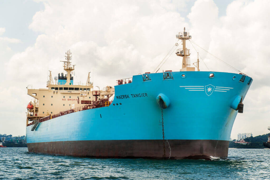 Maersk Tankers optimizes revenue opportunities in the shipping industry