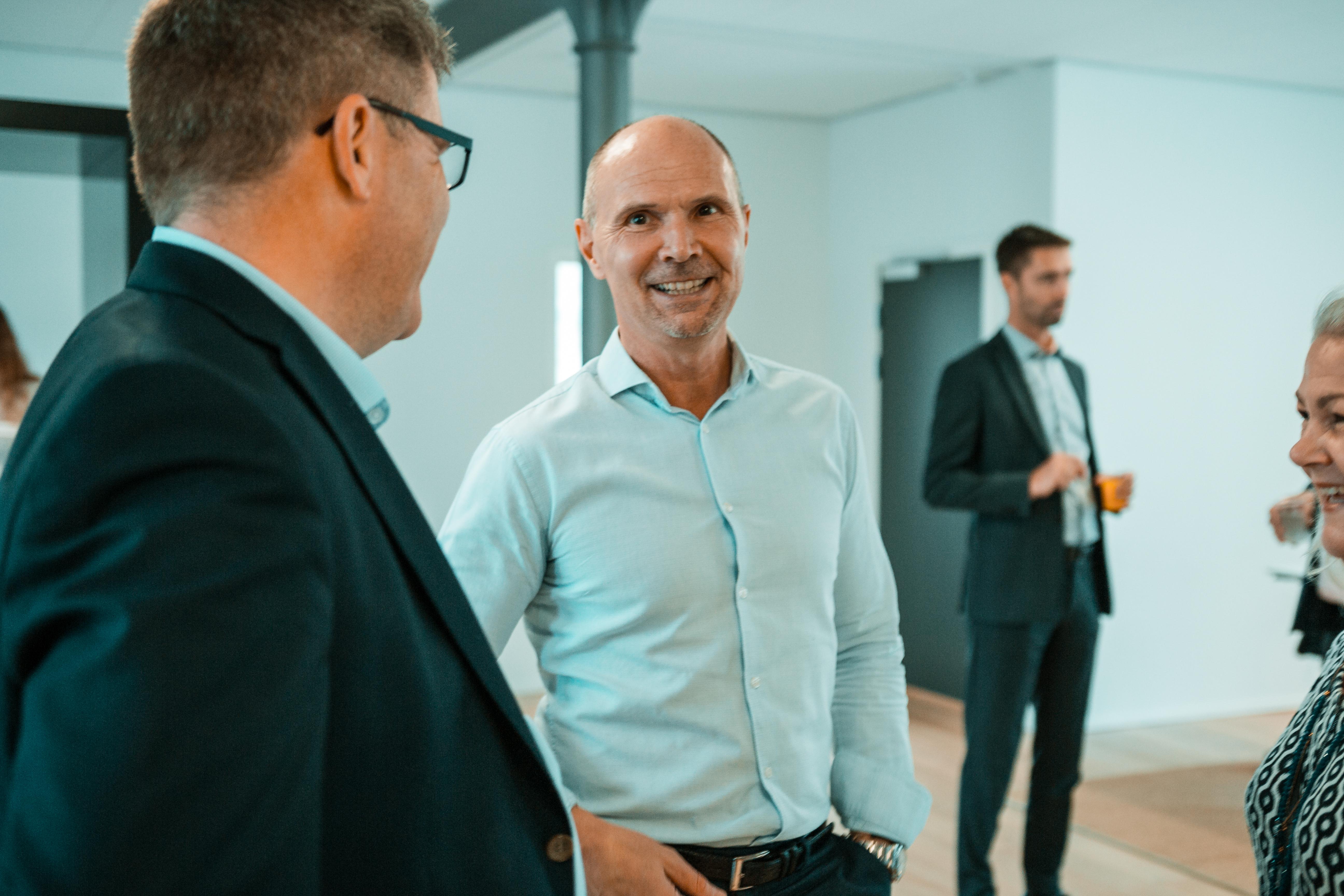 Mikael Munck, 2021.AI's CEO