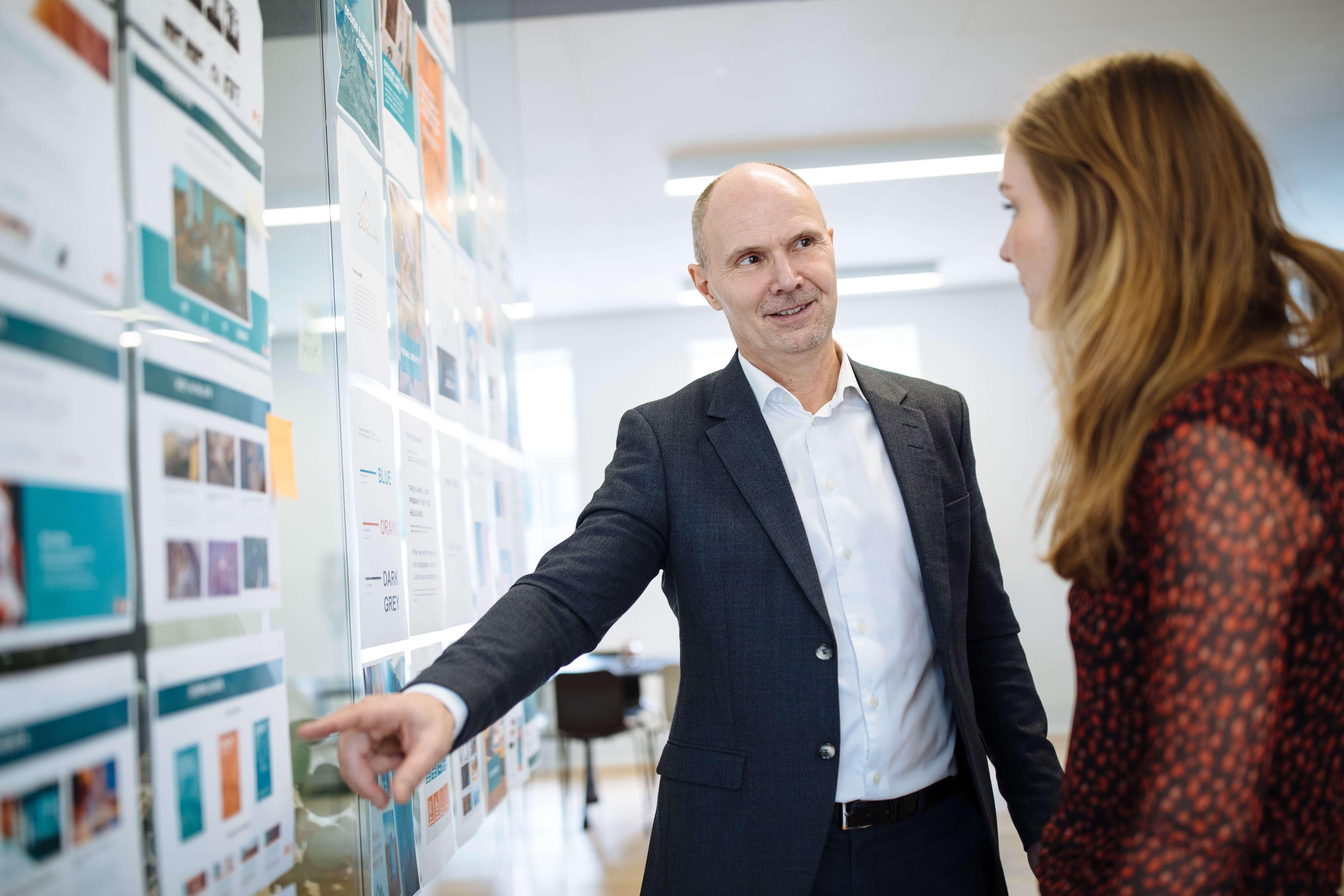 Mikael Munck, CEO & Founder, 2021.AI