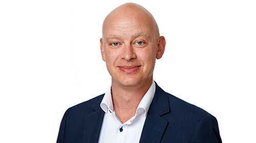 Bjørn Olesen, Sales Director at 2021.AI