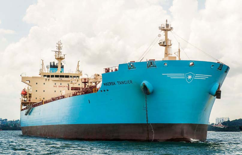 Maersk Tankers client case
